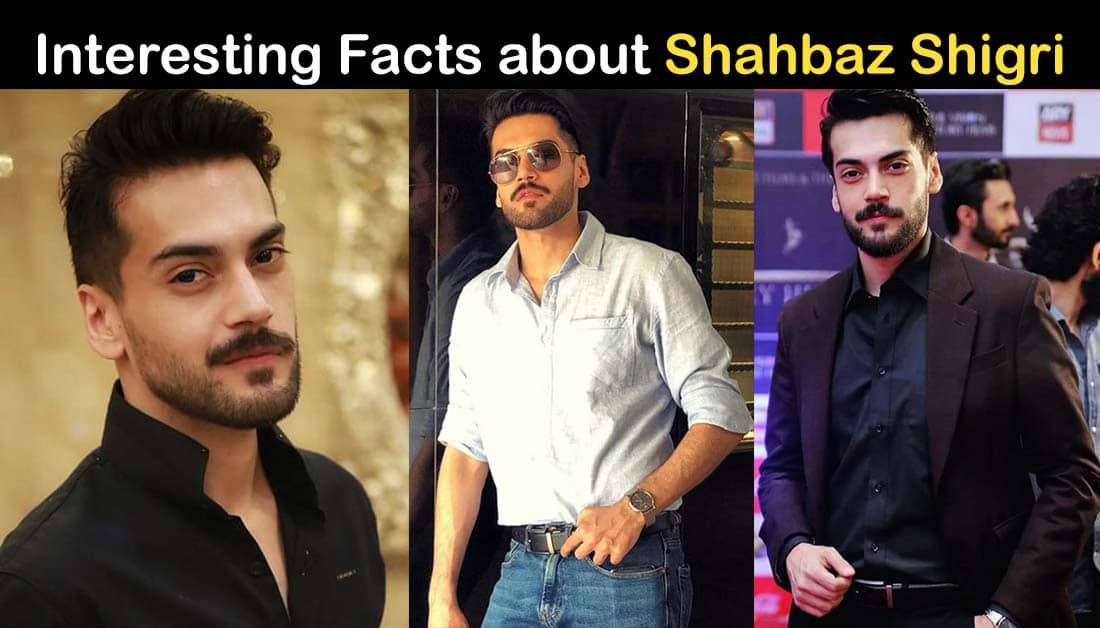 Shahbaz Shigri Biography – Age – Education – Family – Movies – Dramas