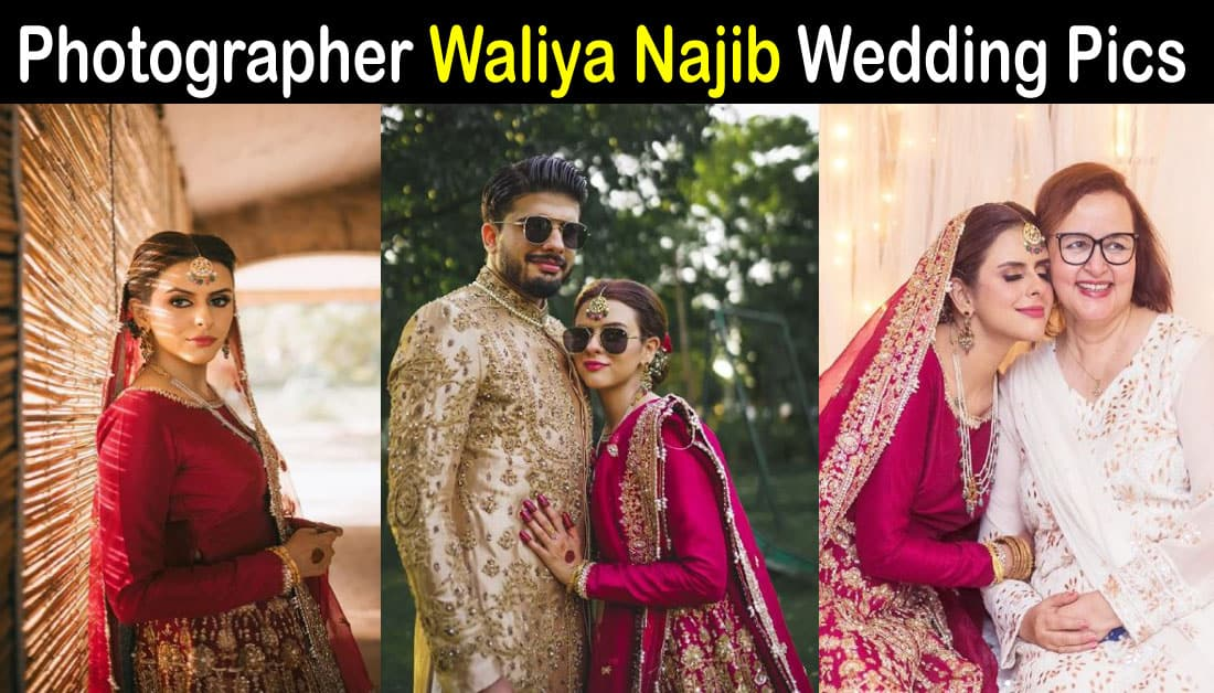 Waliya Najib Wedding Pictures from a Fairytale wedding