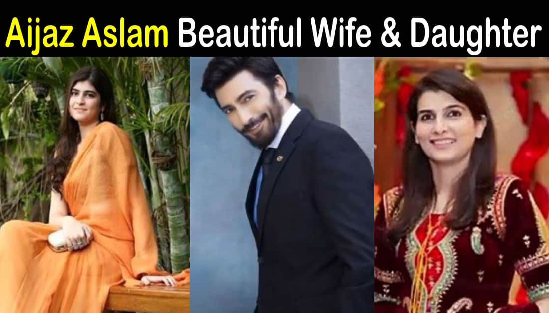 Aijaz Aslam Pics With His Beautiful Daughter And Wife Showbiz Hut