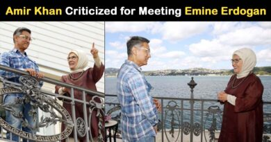 amir khan turkey first lady