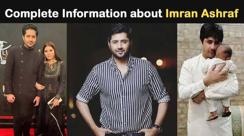 imran ashraf biography