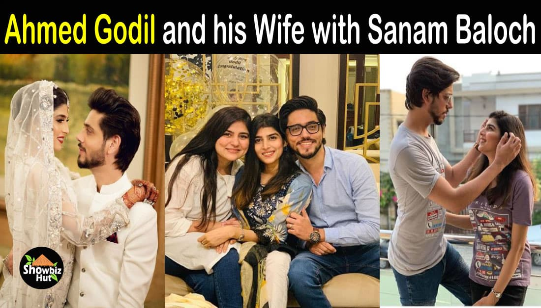 Sanam Baloch Hosted a Dinner for Ahmed Godil and his Wife