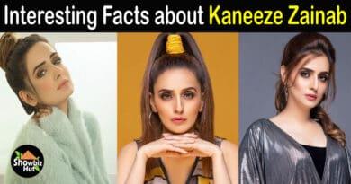 Kaneeze Zainab biography