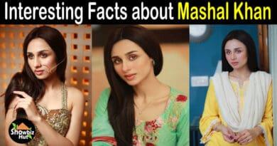 mashal khan biography