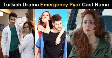 emergency pyar turkish drama cast