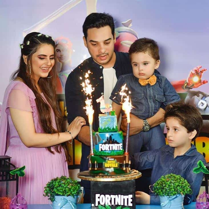 fatima effendi sons almir mahbir birthday