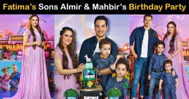 fatima effendi son almir mahbir birthday