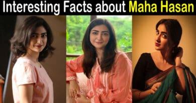 Maha Hasan biography
