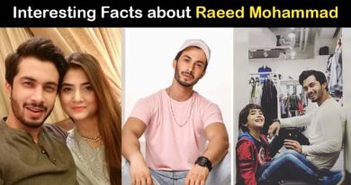 raeed mohammad alam biography