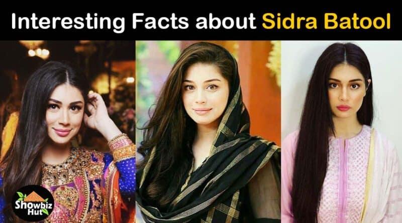 sidra batool biography dramas