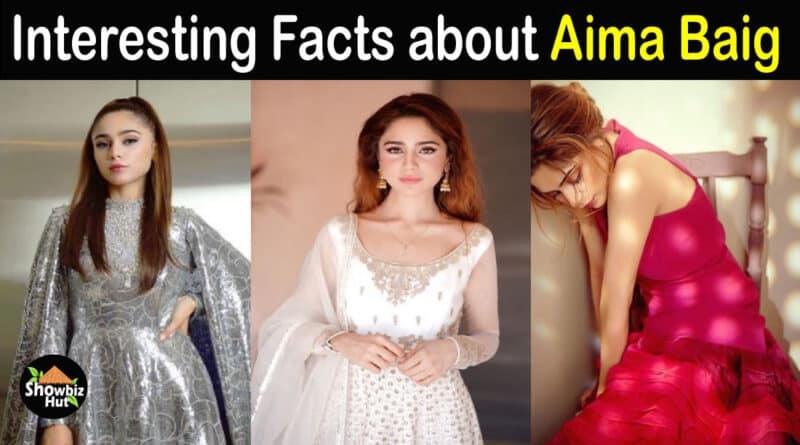 Aima Baig Biography