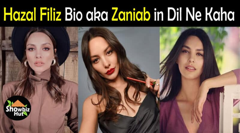 Hazal Filiz biography