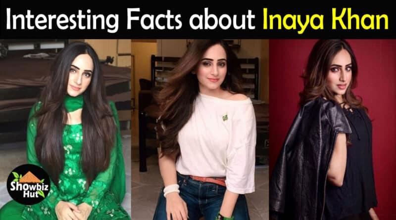 Inaya Khan Biography