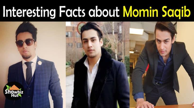Momin Saqib Biography