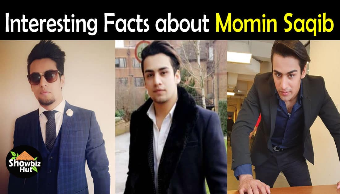 Momin Saqib Biography – Age – Education – Family – Dramas – Career