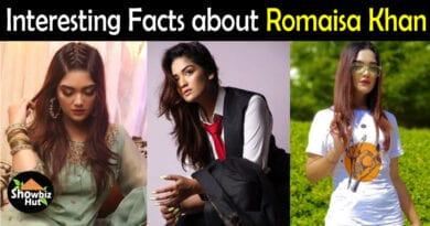 Romaisa Khan Biography