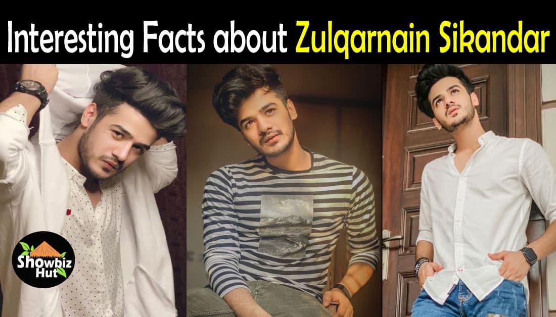 Zulqarnain Sikandar Biography – Age – Education – Family – Dramas – Career