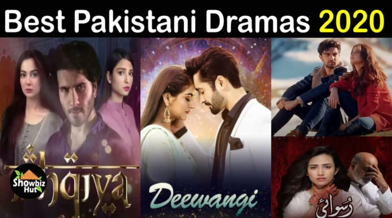 Best Pakistani Dramas 2020