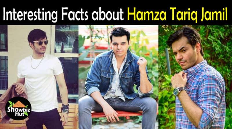 Hamza Tariq Jamil Biography