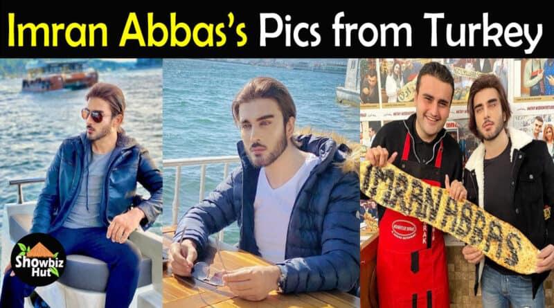 Imran Abbas Turkey Pics