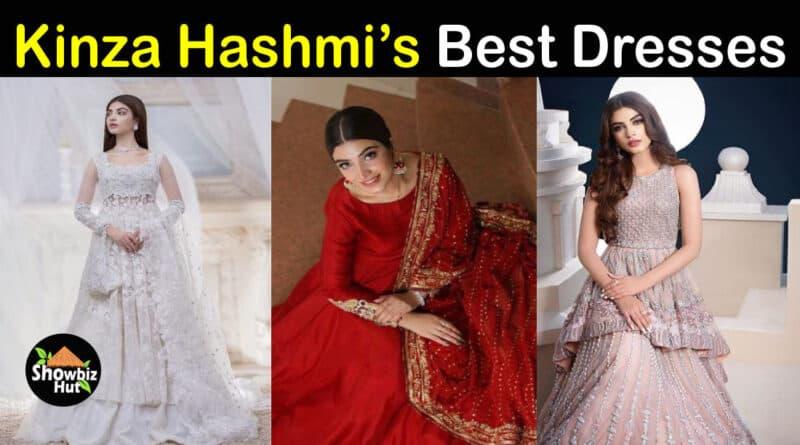 kinza hashmi dresses