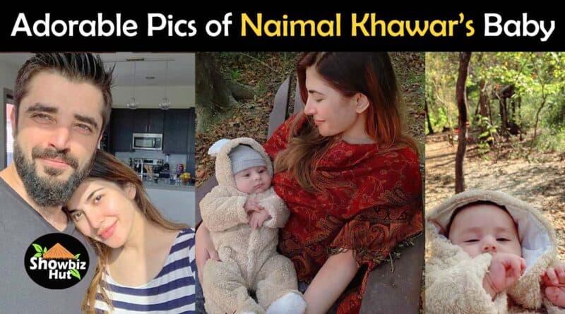 naimal khawar son pics