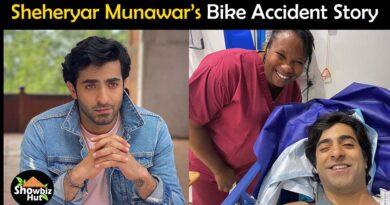 Sheheryar Munawaraccident story