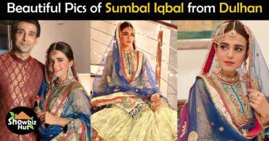 sumbal iqbal dulhan pics