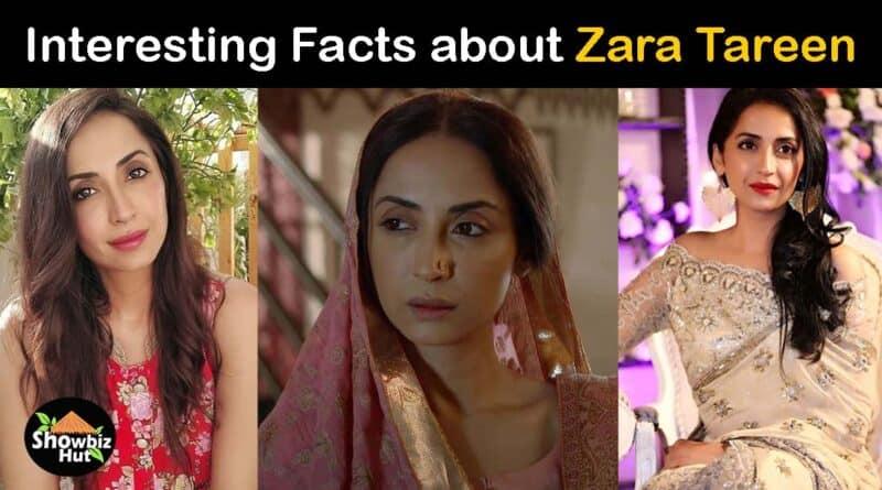 Zara tareen biography