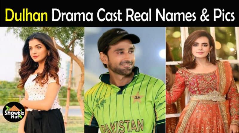 Dulhan Drama Cast Name