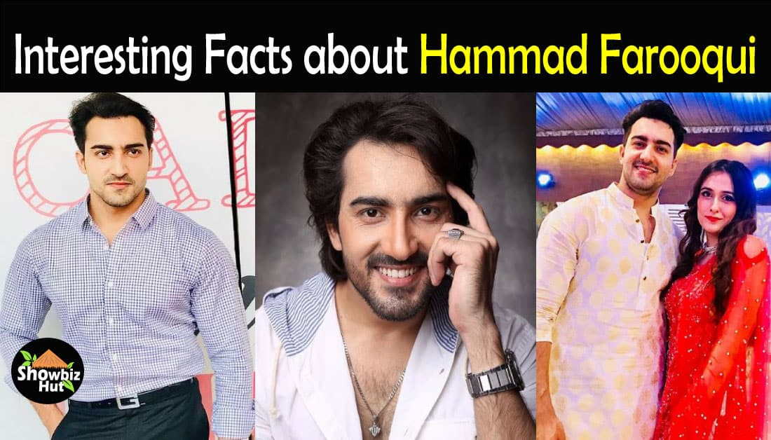 Hammad Farooqui Biography – Age – Education – Wife – Brother – Dramas
