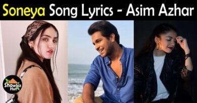 Soneya Song Lyrics
