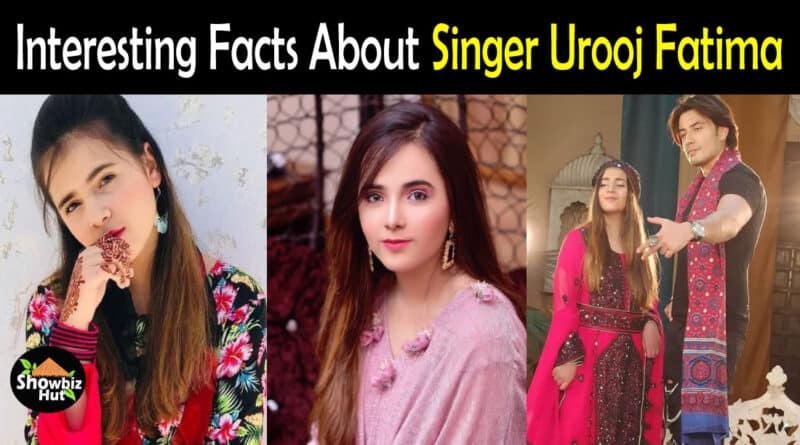 Urooj Fatima singer Biography