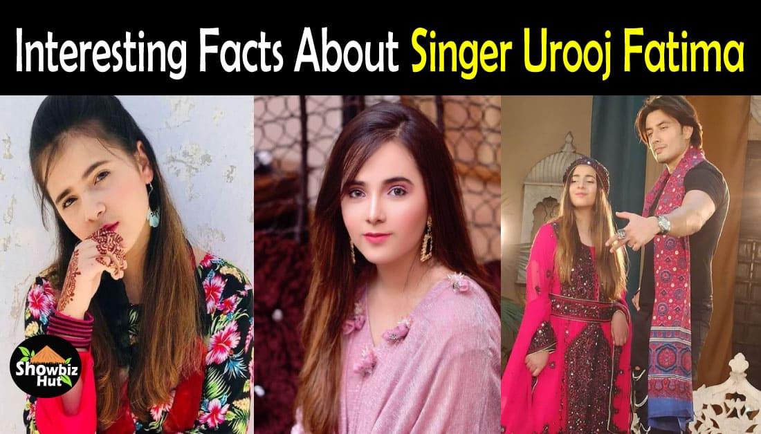 Urooj Fatima Pakistani Singer Biography – Age – Family – Songs – Pics