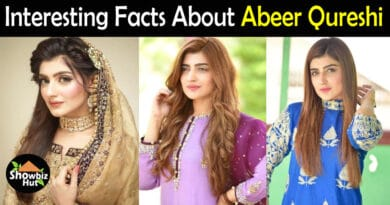 Abeer Qureshi Biography
