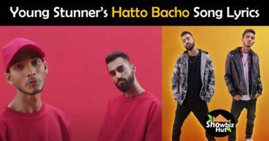 hatto bacho song lyrics