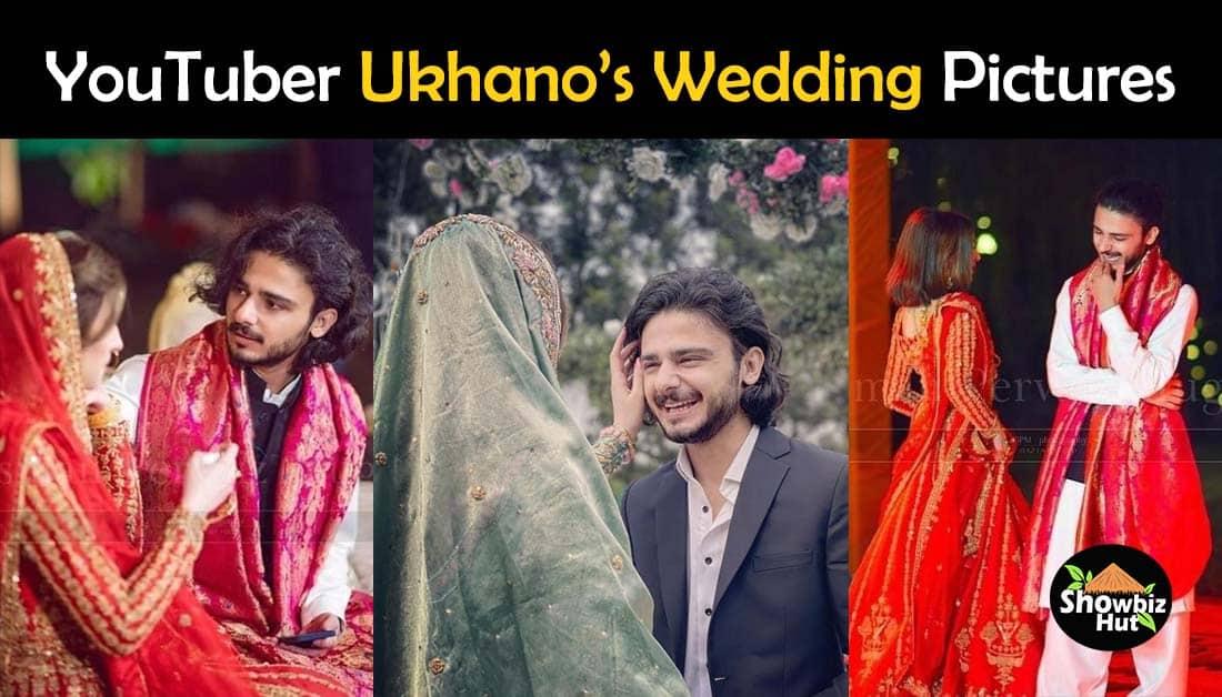 Ukhano Wedding Pics from Intimate Wedding Ceremony