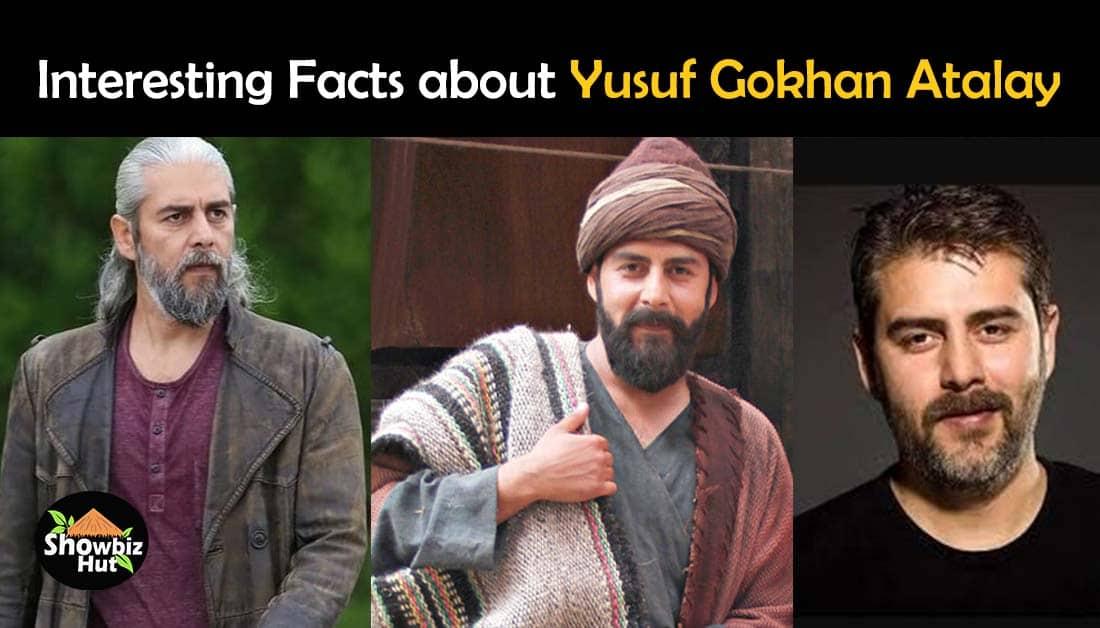 Yusuf Gokhan Atalay Biography – Age – Education – Wife – Dramas – Pics