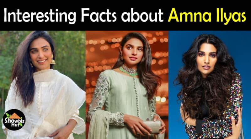 Amna Ilyas biography