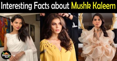 Mushk Kaleem Biography