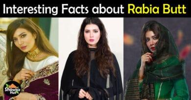 Rabia Butt Biography
