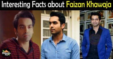 Faizan Khawaja Biography