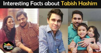 tabish hashmi biography