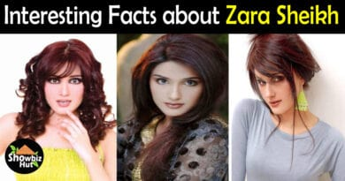 Zara Sheikh Biography