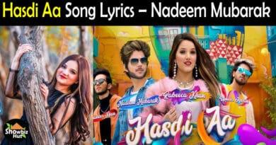 Hasdi Aa Song Lyrics