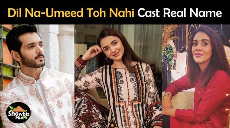 dil na umeed toh nahi cast name
