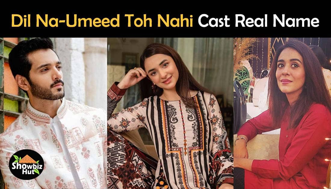 Dil Na Umeed Toh Nahi Drama Cast Real Name and Pics
