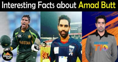 Amad Butt Biography