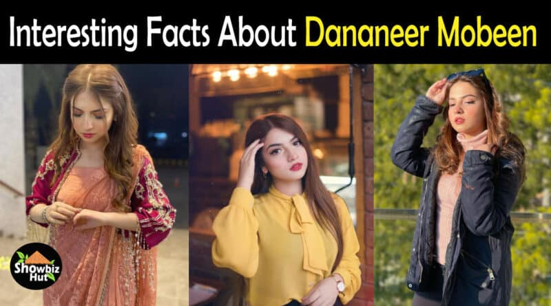 Dananeer Mobeen Biography
