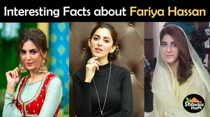 fariya hassan biography husband